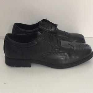 Rockport lace up walkability oxfords size 14